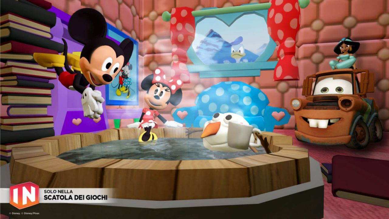 Disney Infinity 3.0 si mostra in due video off-screen