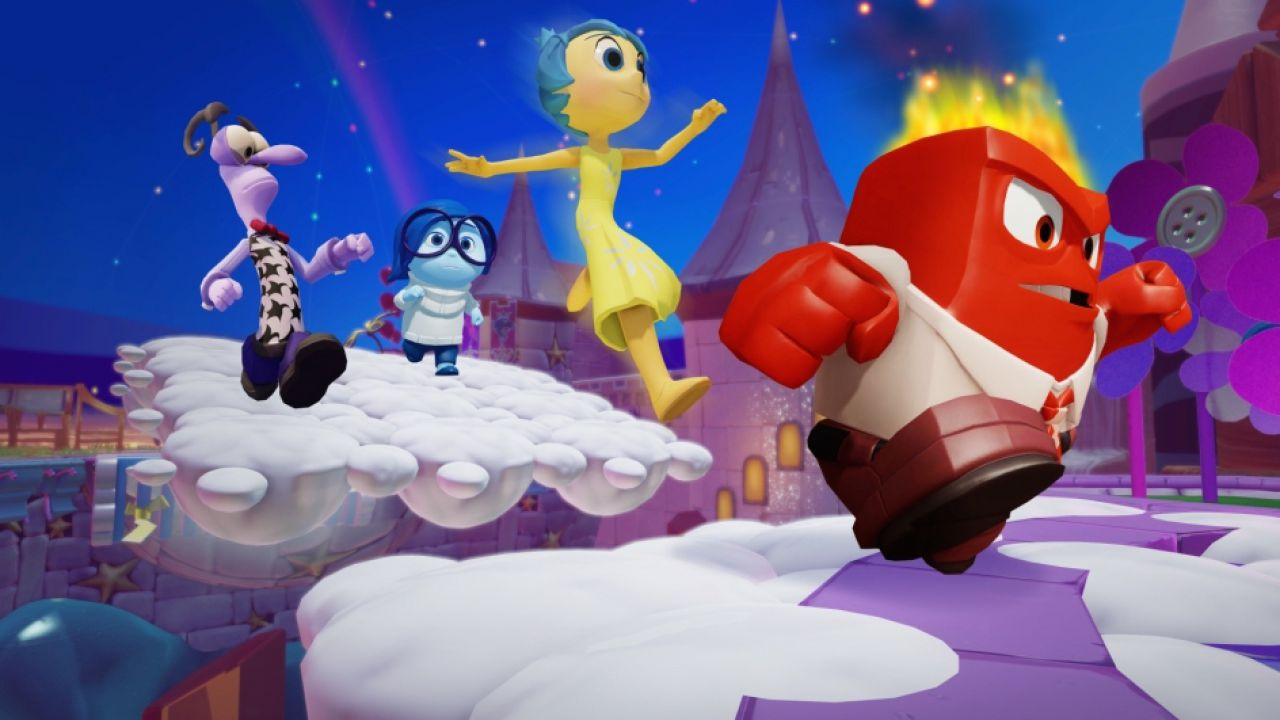Disney Infinity 3.0: vediamo lo stage dedicato a Inside Out