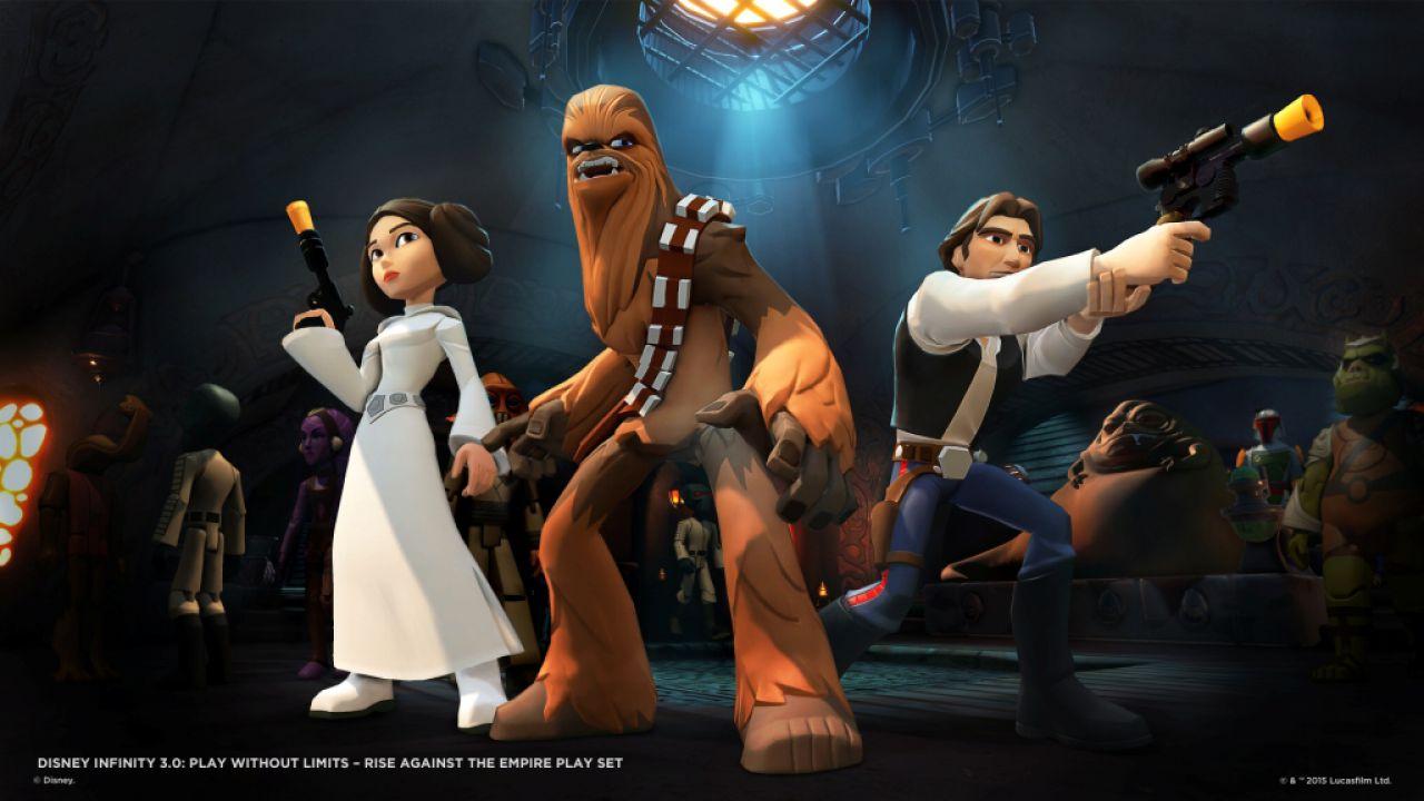 Disney Infinity: novità in arrivo il primo marzo