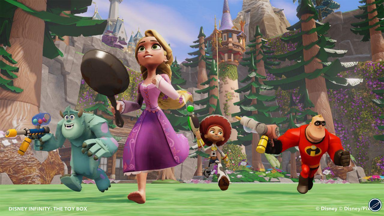 Disney Infinity: nuovi screenshot online