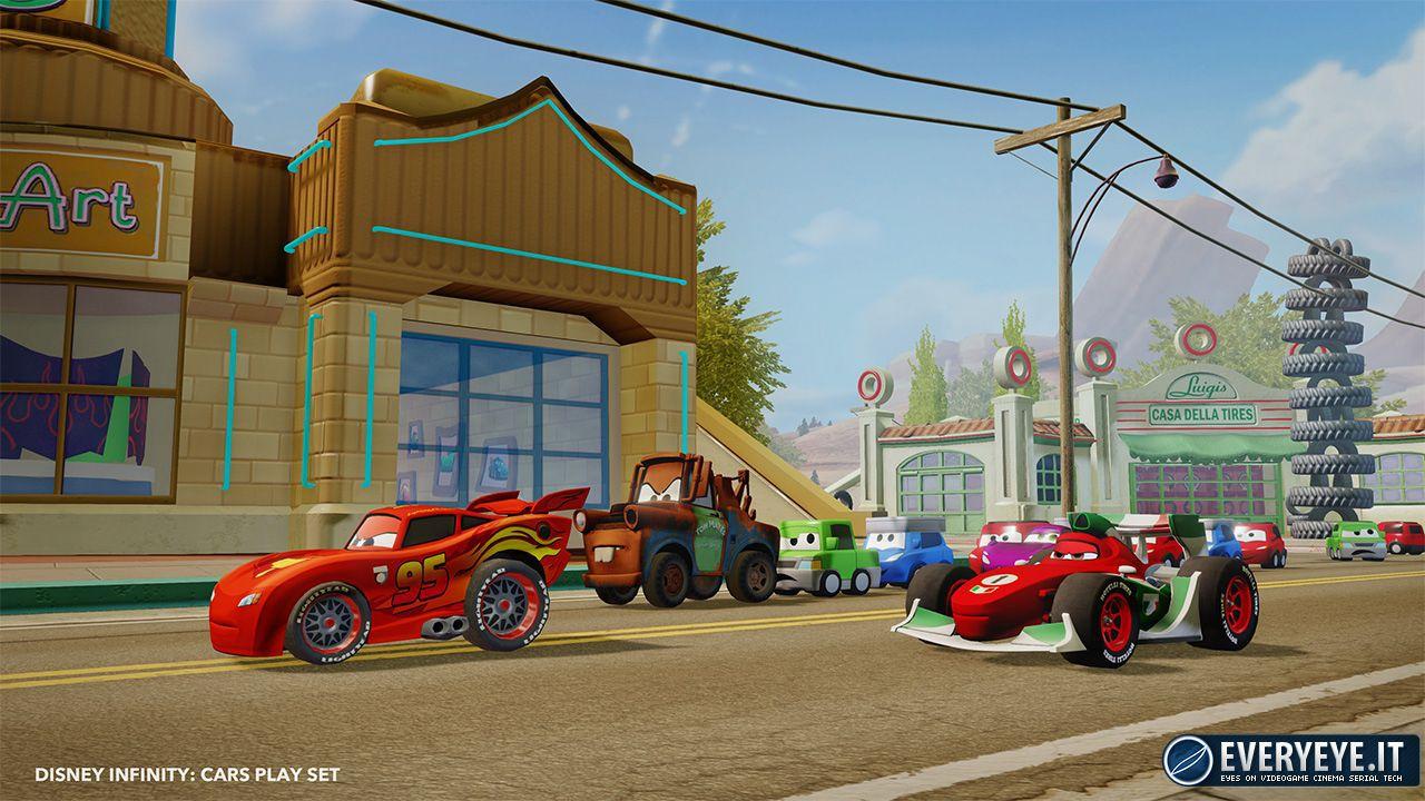 Disney Infinity: problemi con la prima patch per PS3