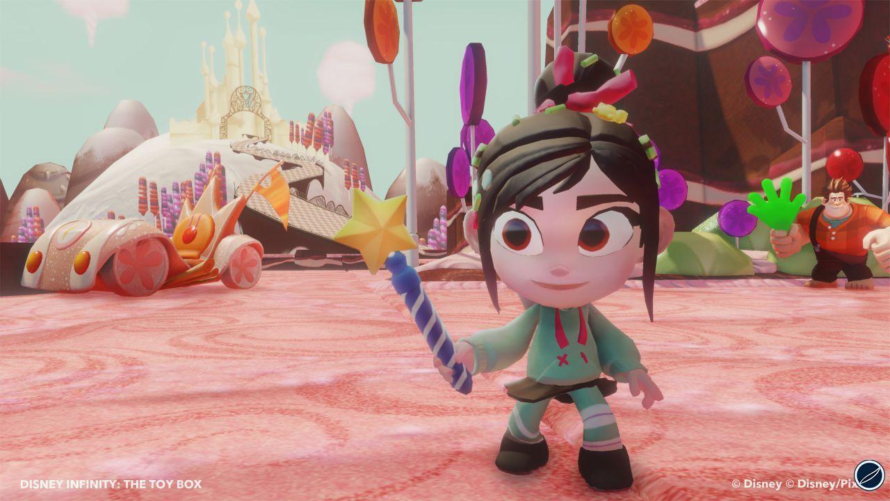 Disney Infinity: un trailer dedicato alla Scatola dei Giochi