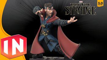 Disney Infinity: uno sguardo alla statuina mai realizzata di Doctor Strange