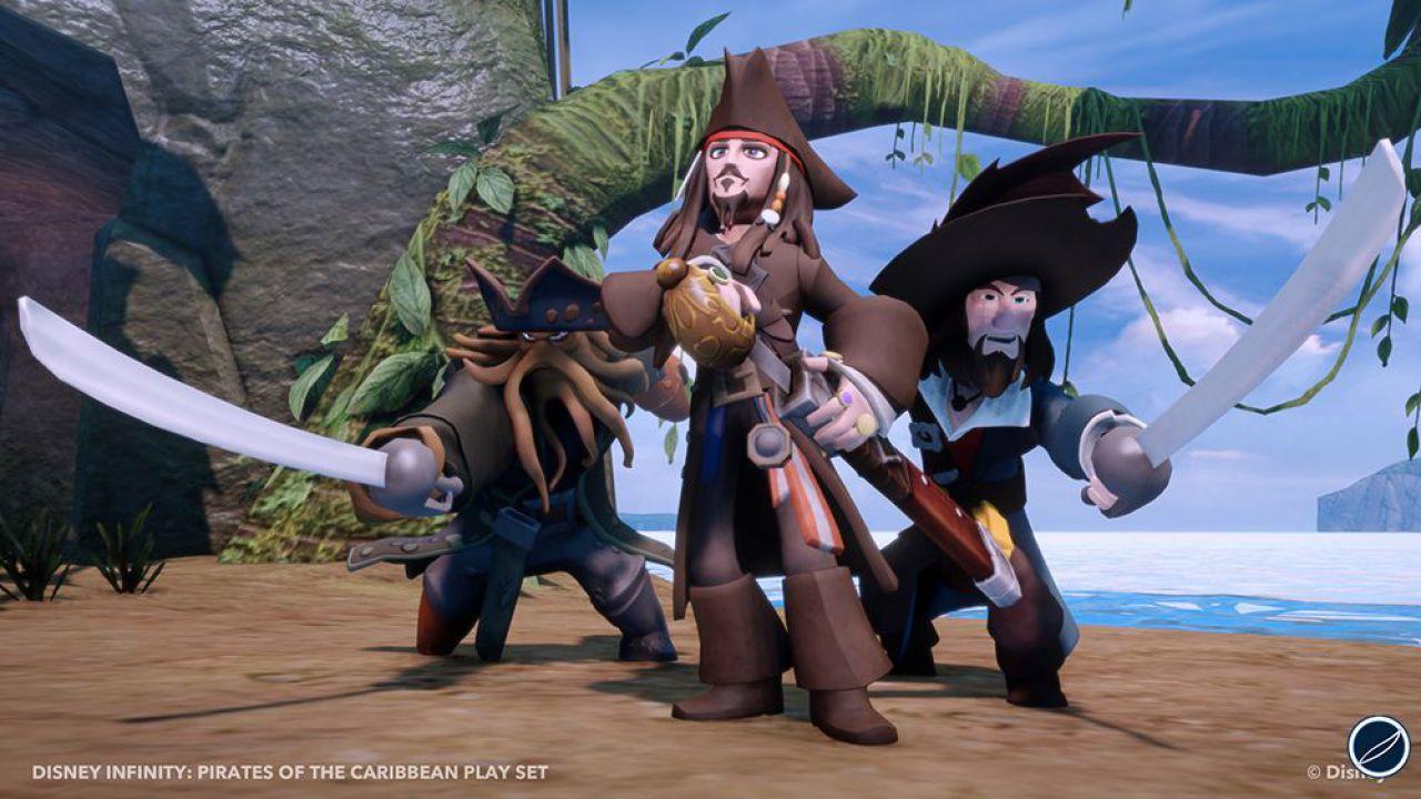 Disney Infinity: video della demo GDC