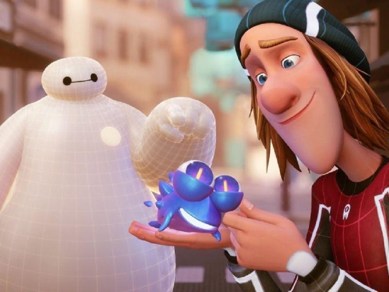 Disney lancia un corto interattivo su NVIDIA GeForce Now: è basato su Big Hero 6
