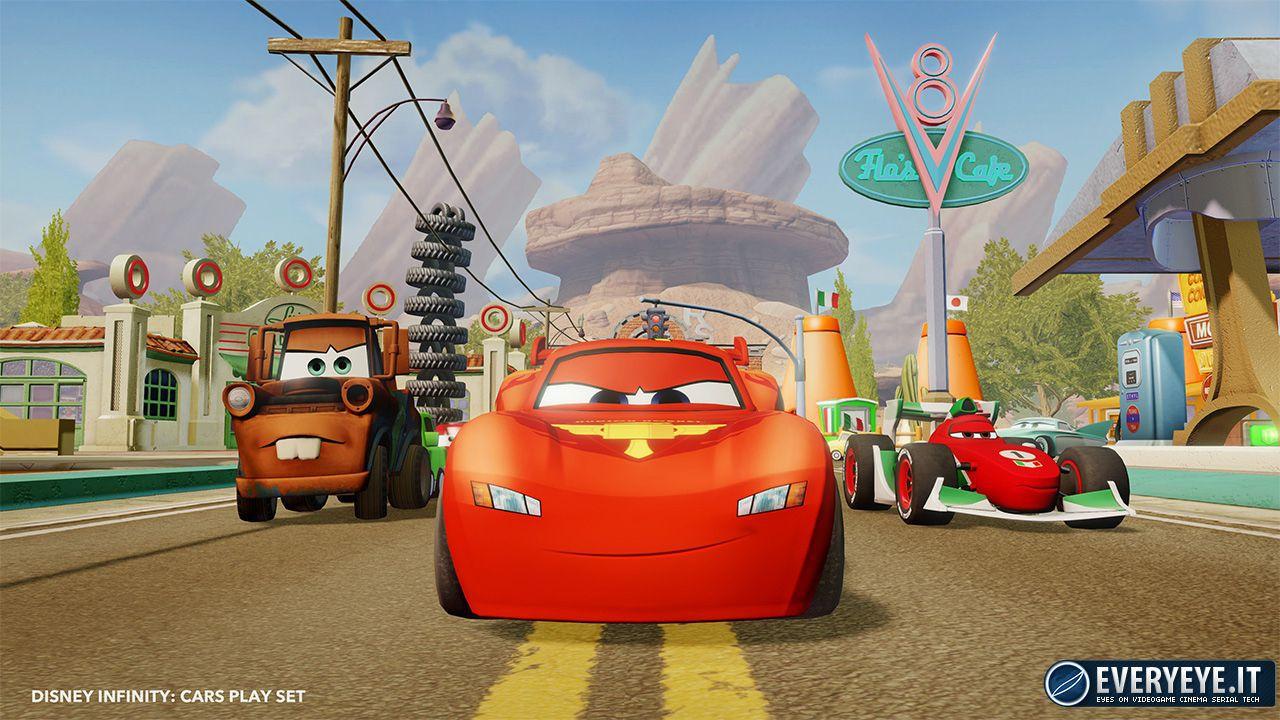 Disney presenta un nuovo universo creativo senza fine con Disney Infinity