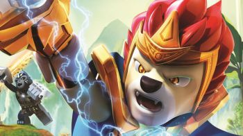 Disponibile da oggi LEGO Legens of Chima: Laval's Journey