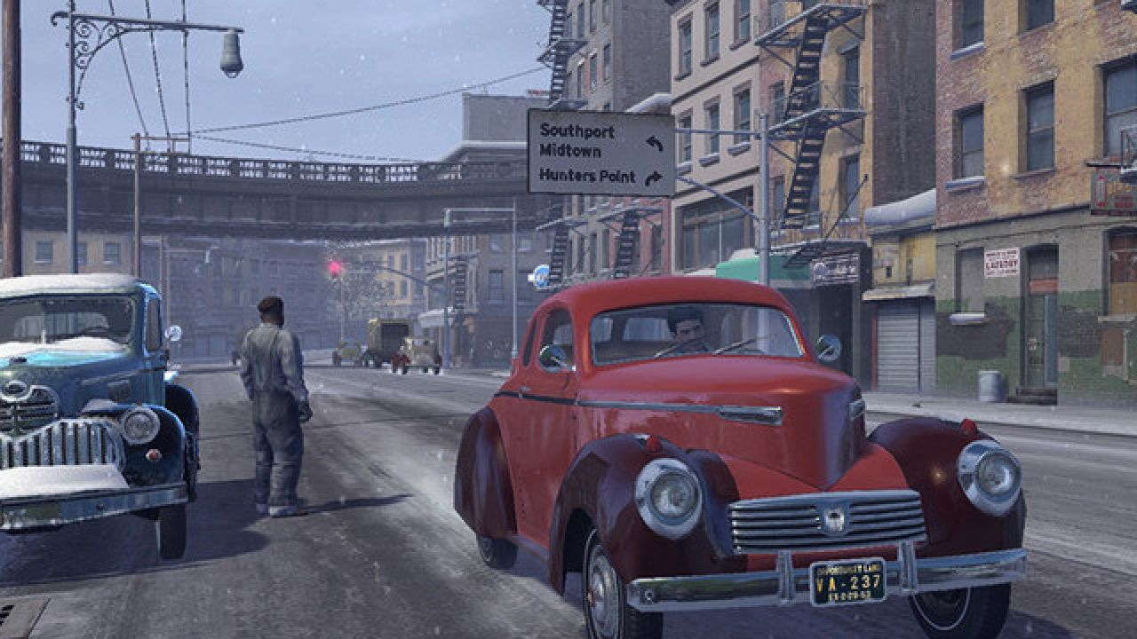 Disponibile la demo di Mafia 2