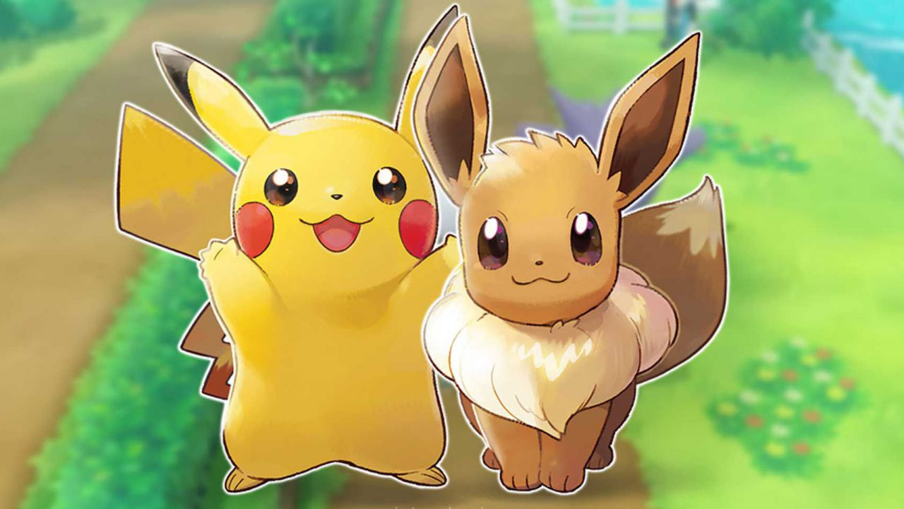 Disponibile ora la demo di Pokemon Let's GO Pikachu e Eevee per Nintendo Switch
