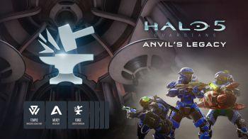 Disponibile il DLC Anvil's Legacy per Halo 5 Guardians