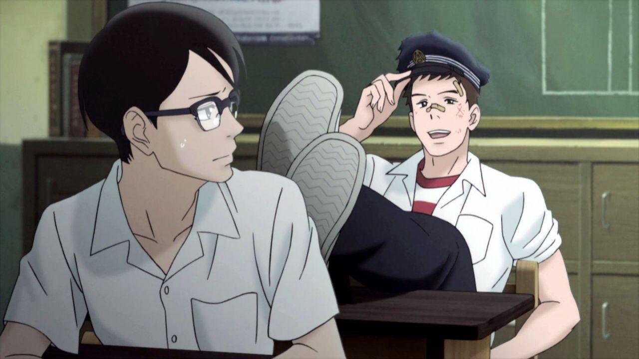 Disponibile gratuitamente su VVVVID la serie animata Sakamichi No Apollon