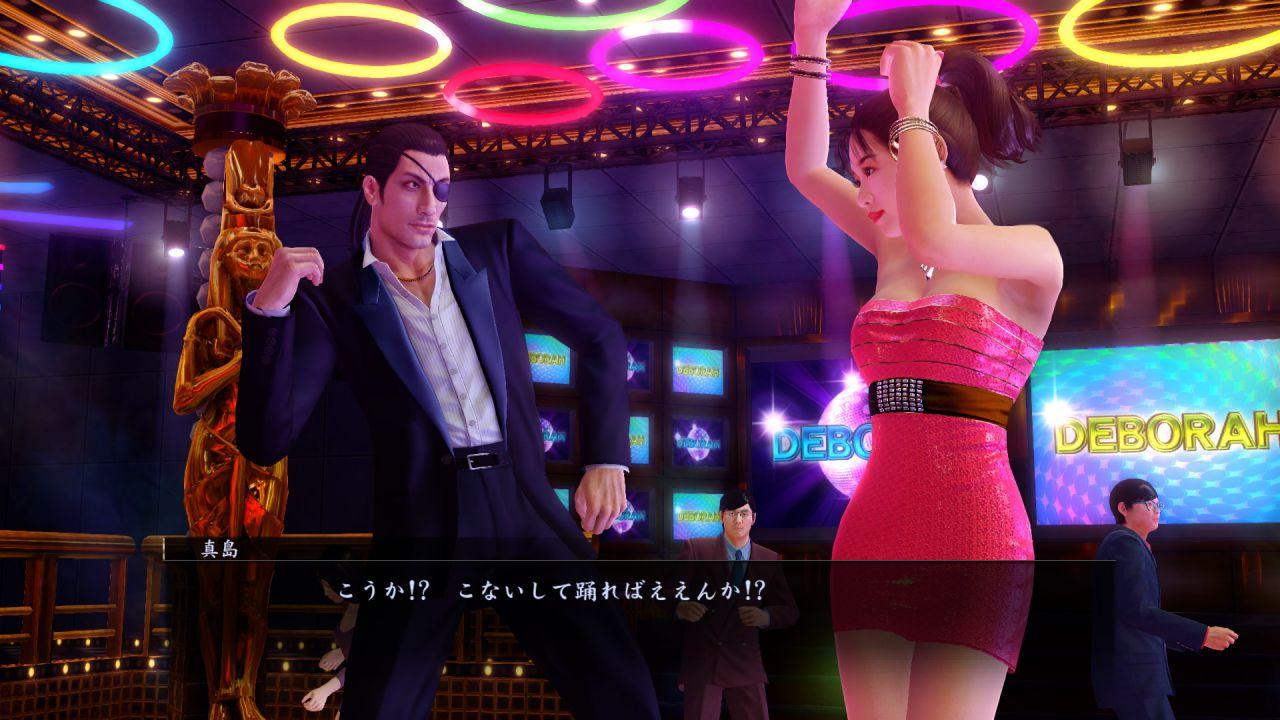 Disponibile in Giappone la demo di Yakuza Zero per gli abbonati PlayStation Plus