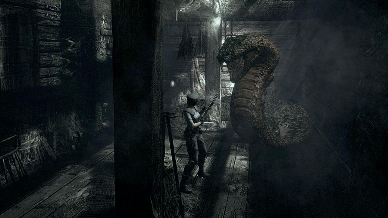 Disponibile in rete la build giocabile di Resident Evil 1.5