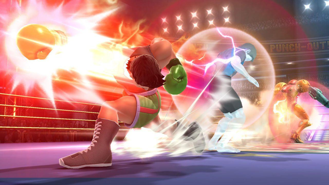 Disponibile l'aggiornamento 1.0.6 di Super Smash Bros