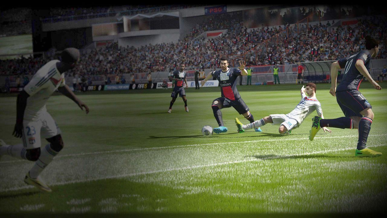 Disponibile un nuovo aggiornamento per FIFA 15