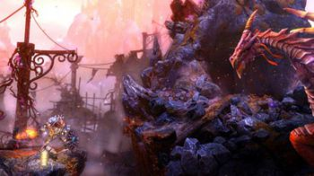 Disponibile un nuovo trailer di Trine 2: Director's Cut