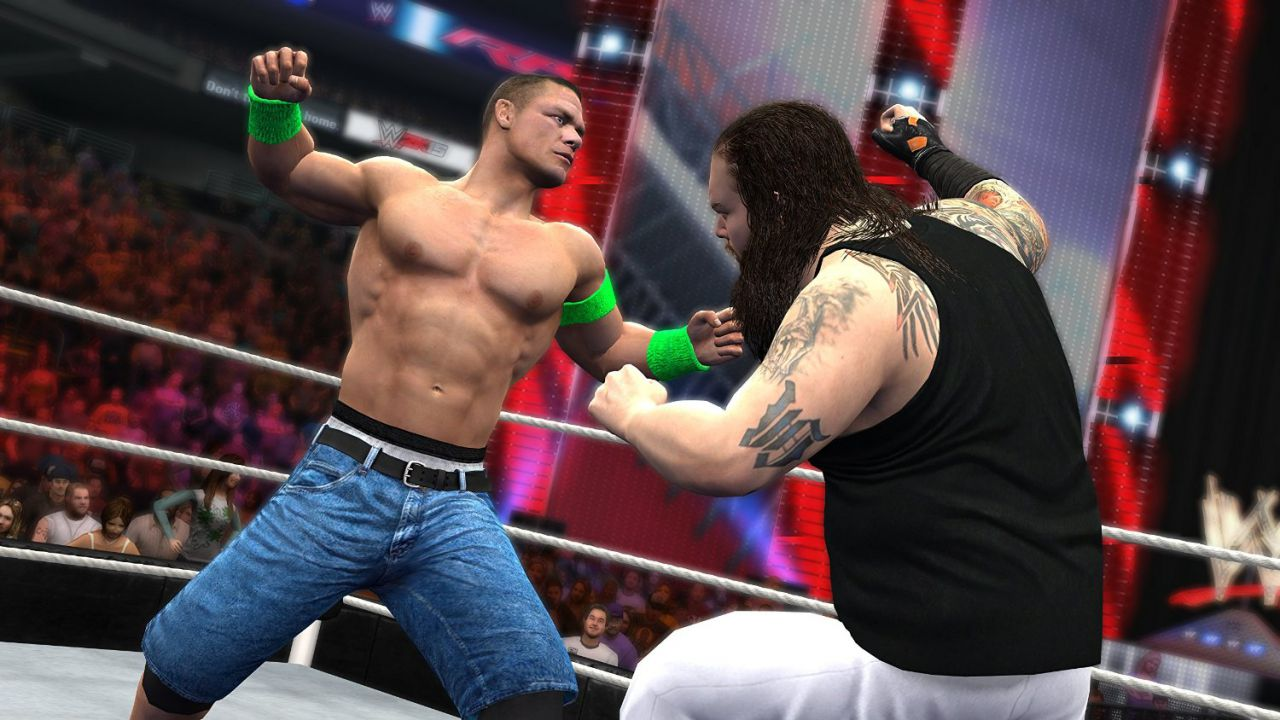 Disponibile da oggi il DLC Path of the Warrior di WWE 2K15