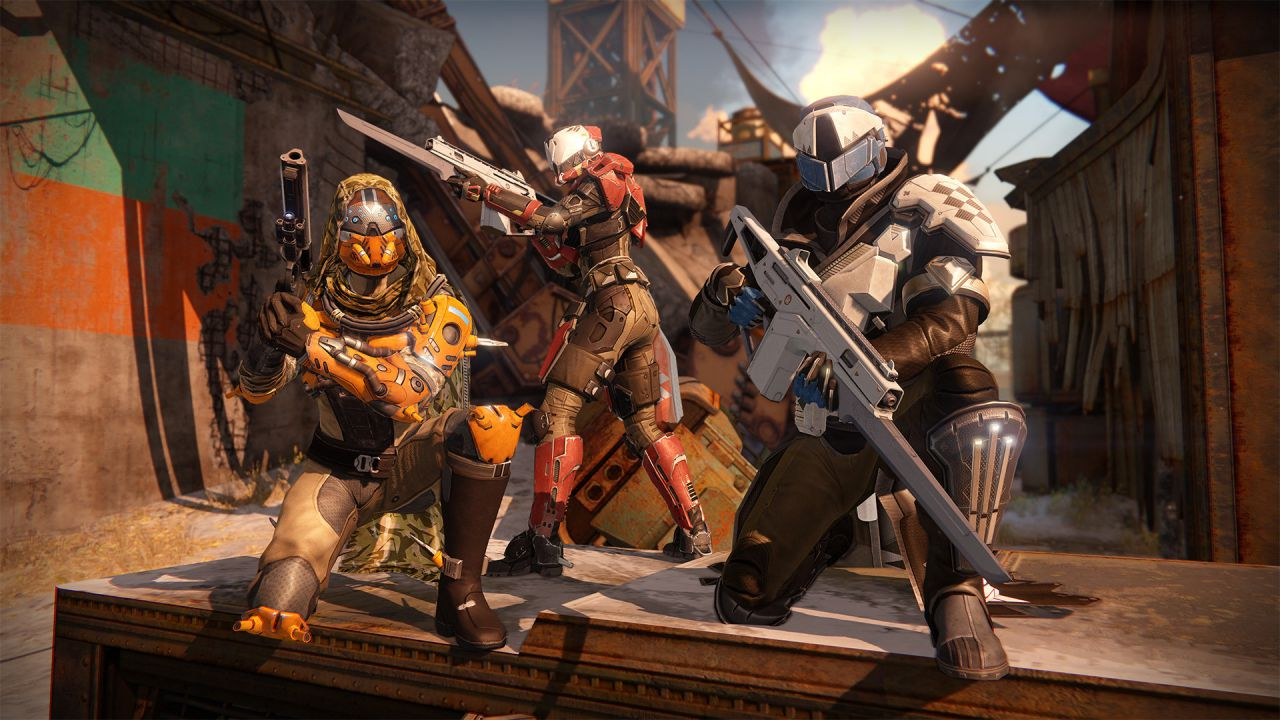 Disponibile la patch 1.2.0 di Destiny