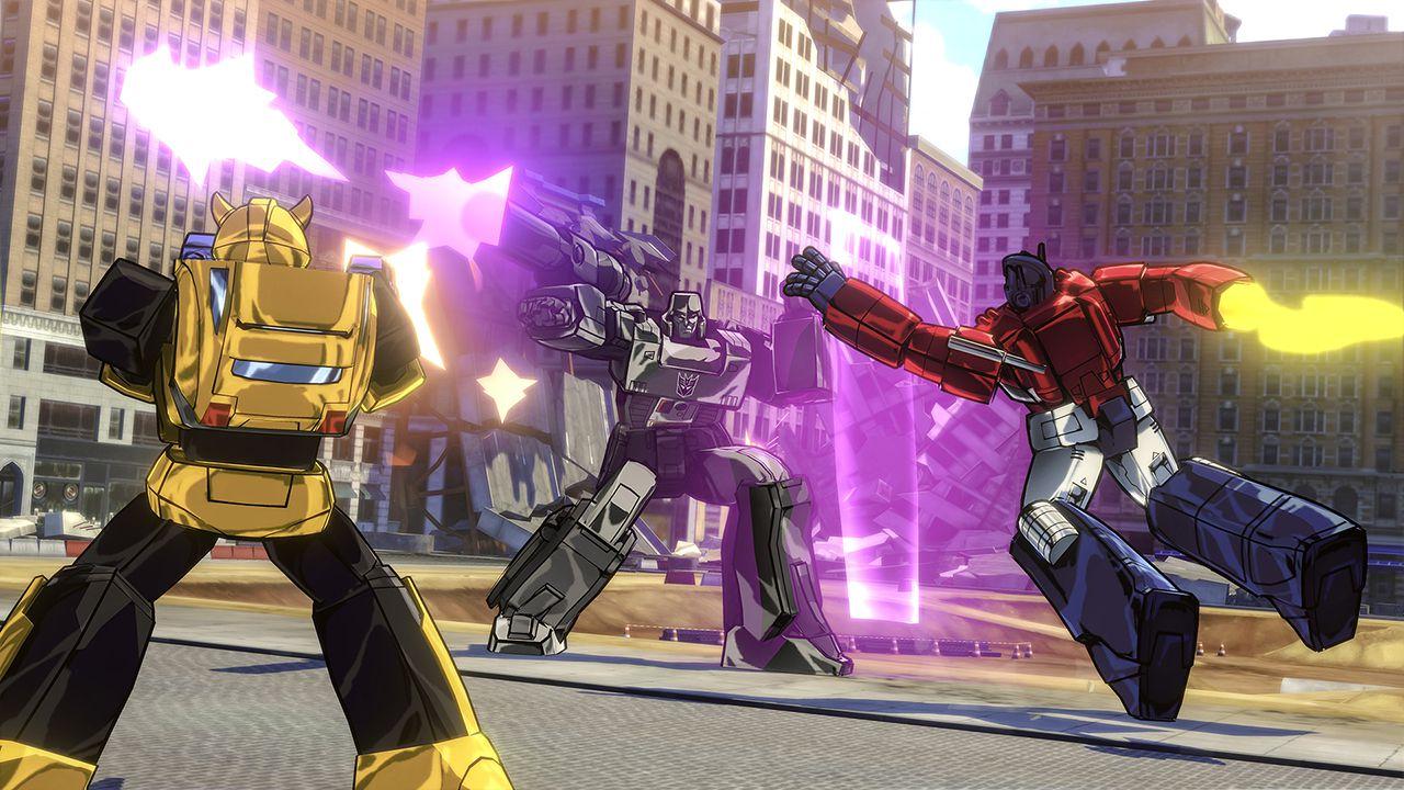Disponibile il primo contenuto scaricabile di Transformers Devastation
