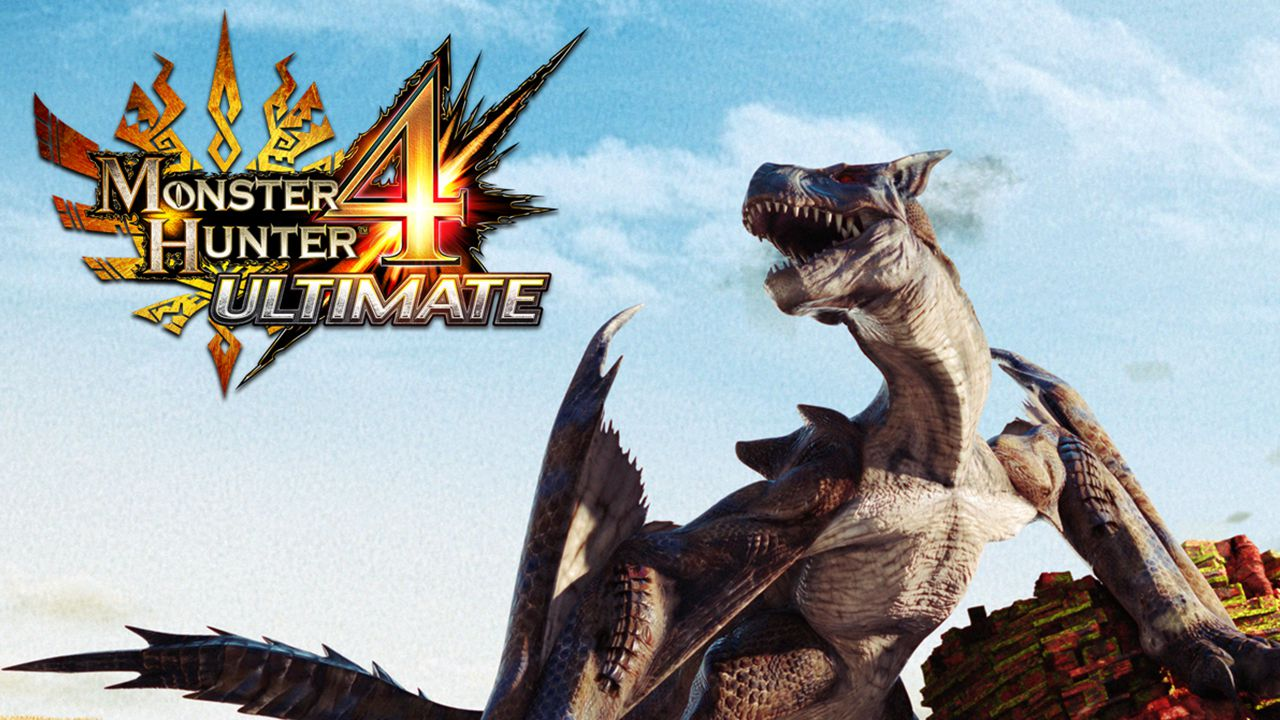 Disponibili due nuovi DLC gratuiti per Monster Hunter 4 Ultimate