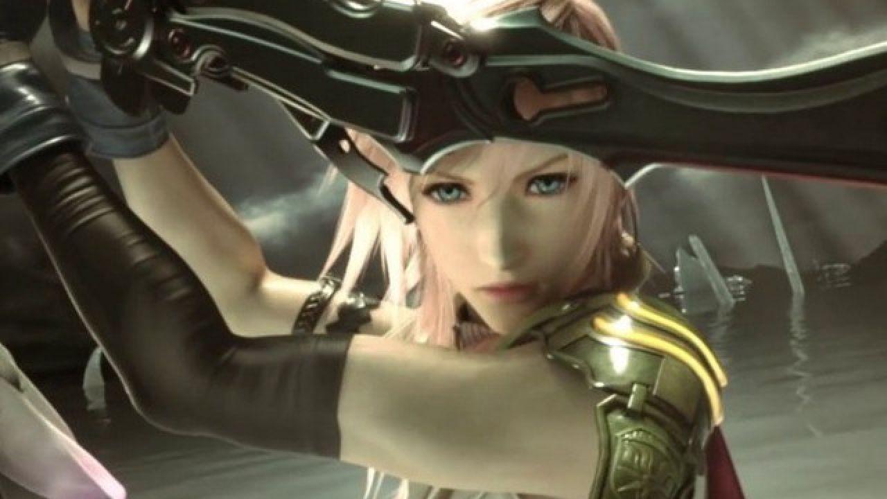 Dissidia Duodecim Final Fantasy: trailer Lightning vs Artemisia