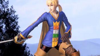 Dissidia Final Fantasy Arcade: ecco il filmato di Ramza
