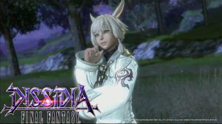 Dissidia Final Fantasy Arcade: trailer dedicato a Y'shtola