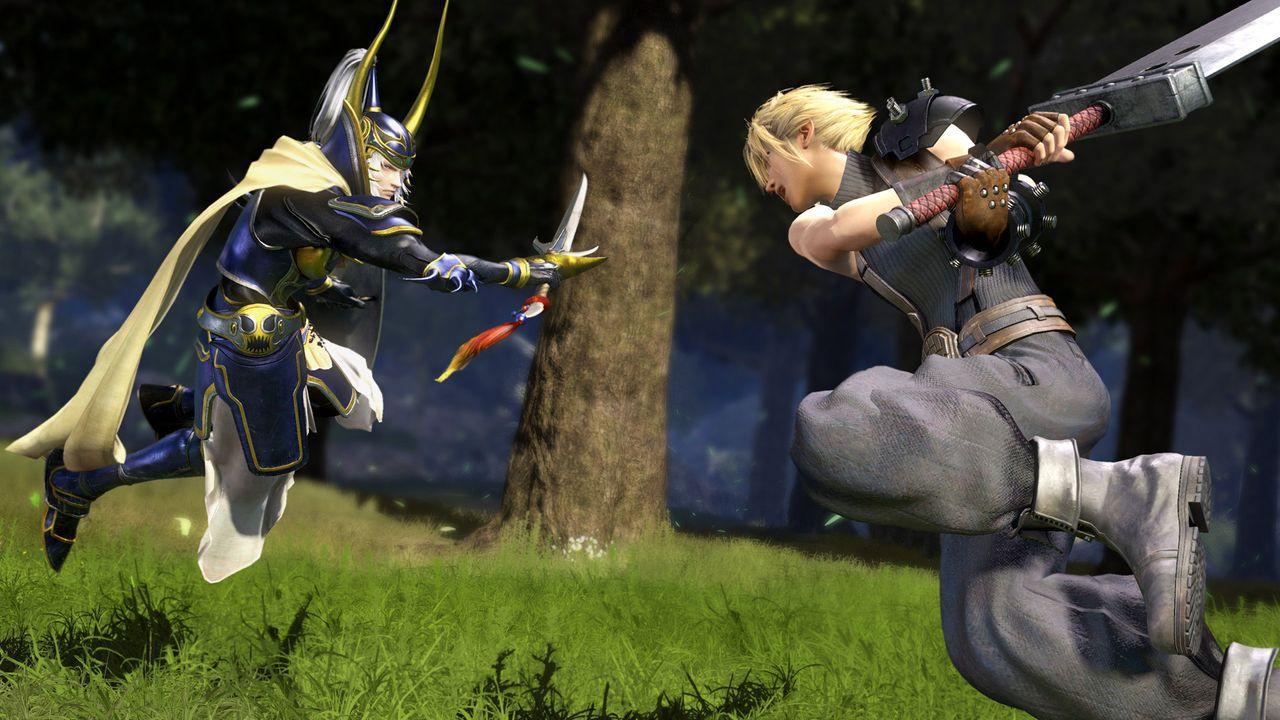 Dissidia Final Fantasy arriva nelle sale giochi giapponesi a novembre