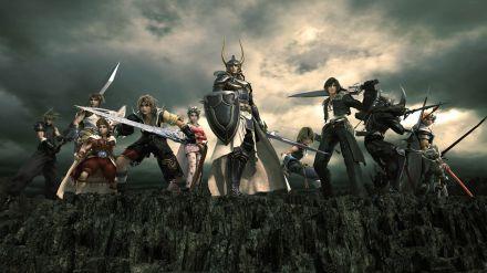 Dissidia Final Fantasy si mostra in questo lungo filmato
