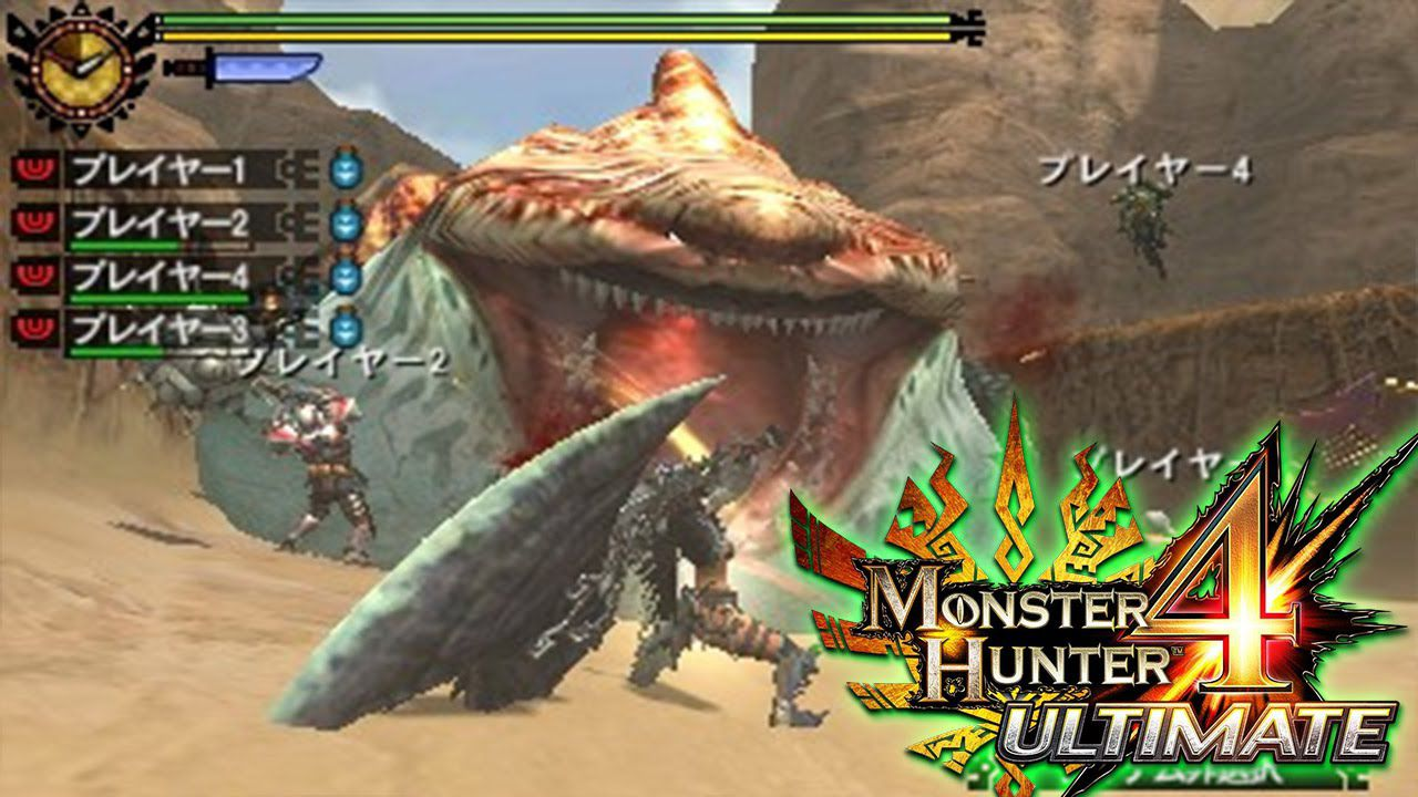 Distribuite oltre un milione di copie di Monster Hunter 4 Ultimate in Europa e Nord America