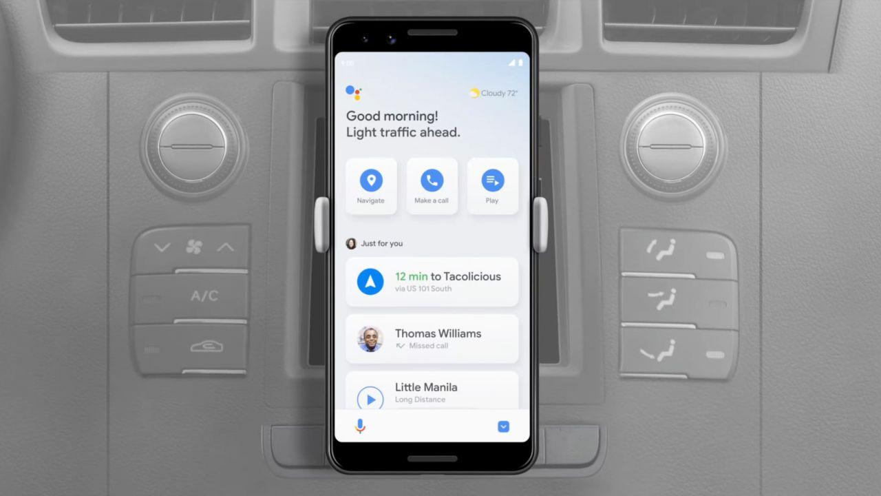 Dite addio ad Android Auto su smartphone: ecco il nuovo Google Maps