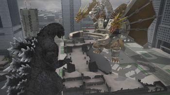 Diventa il re dei mostri in Godzilla, ora disponibile in tutti i negozi