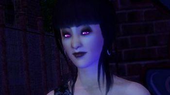 Diventa un vampiro in The Sims 3: Late Night