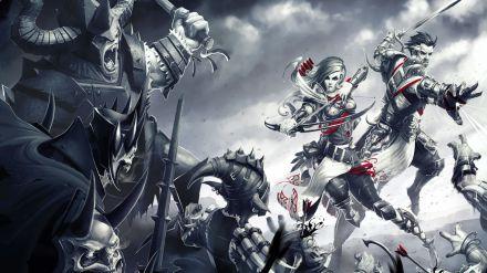 Divinity Original Sin II vola su Kickstarter: 250.000 dollari raccolti in tre ore
