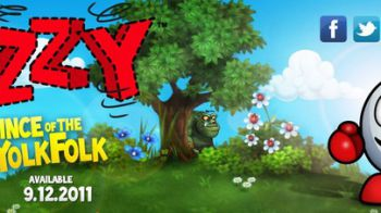 Dizzy: Prince of YolkFolk disponibile per dispositivi iOS