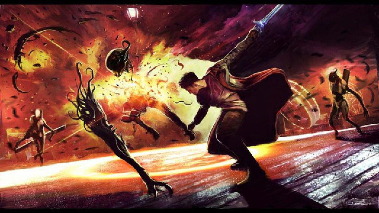 DmC: Devil May Cry: bonus preordine e due classici nella versione 'Complete' su Steam