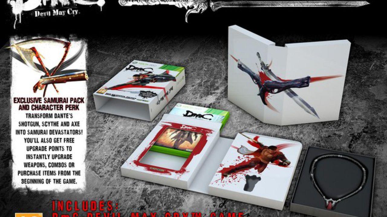 DmC: Devil May Cry: confermata la demo in Europa