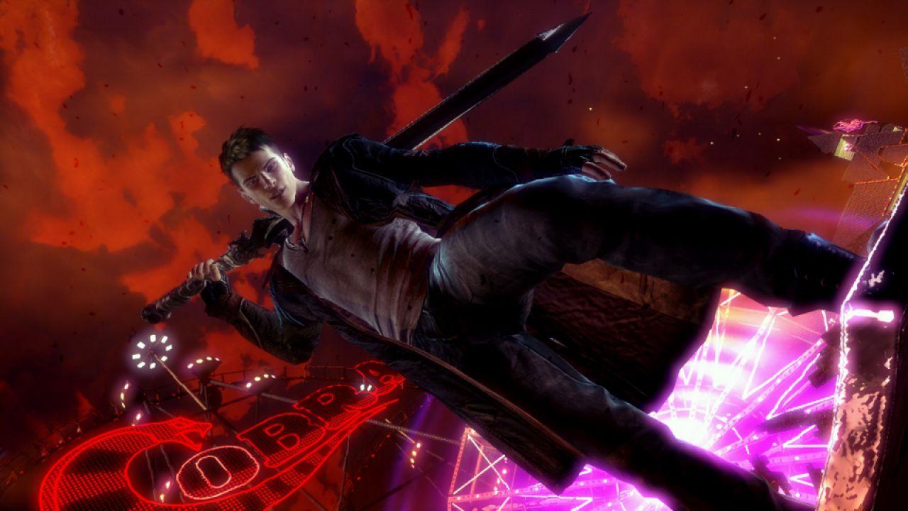 DmC: Devil May Cry: data e prezzo per il primo pacchetto costumi