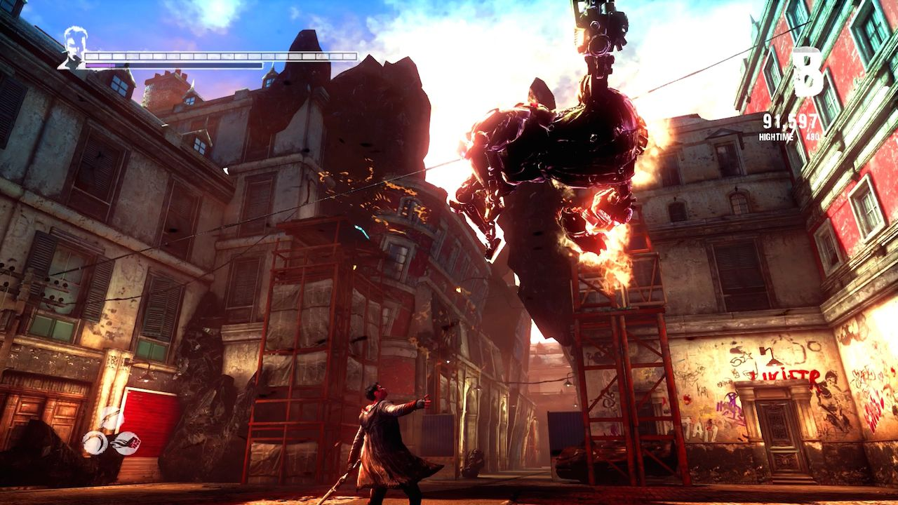 DmC Devil May Cry: Definitive Edition - Nuovi screenshot