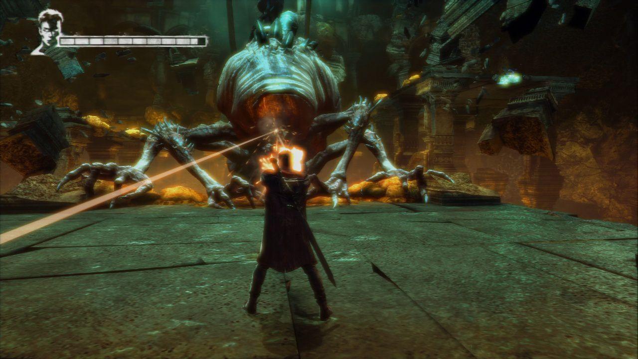 DmC Devil May Cry Definitive Edition: Un video mostra alcune scene di gameplay