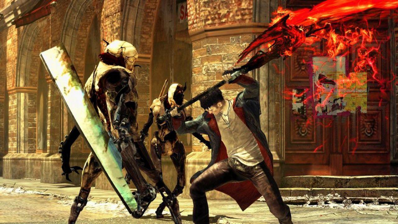 DmC: Devil May Cry, dettagli sulla patch per PC