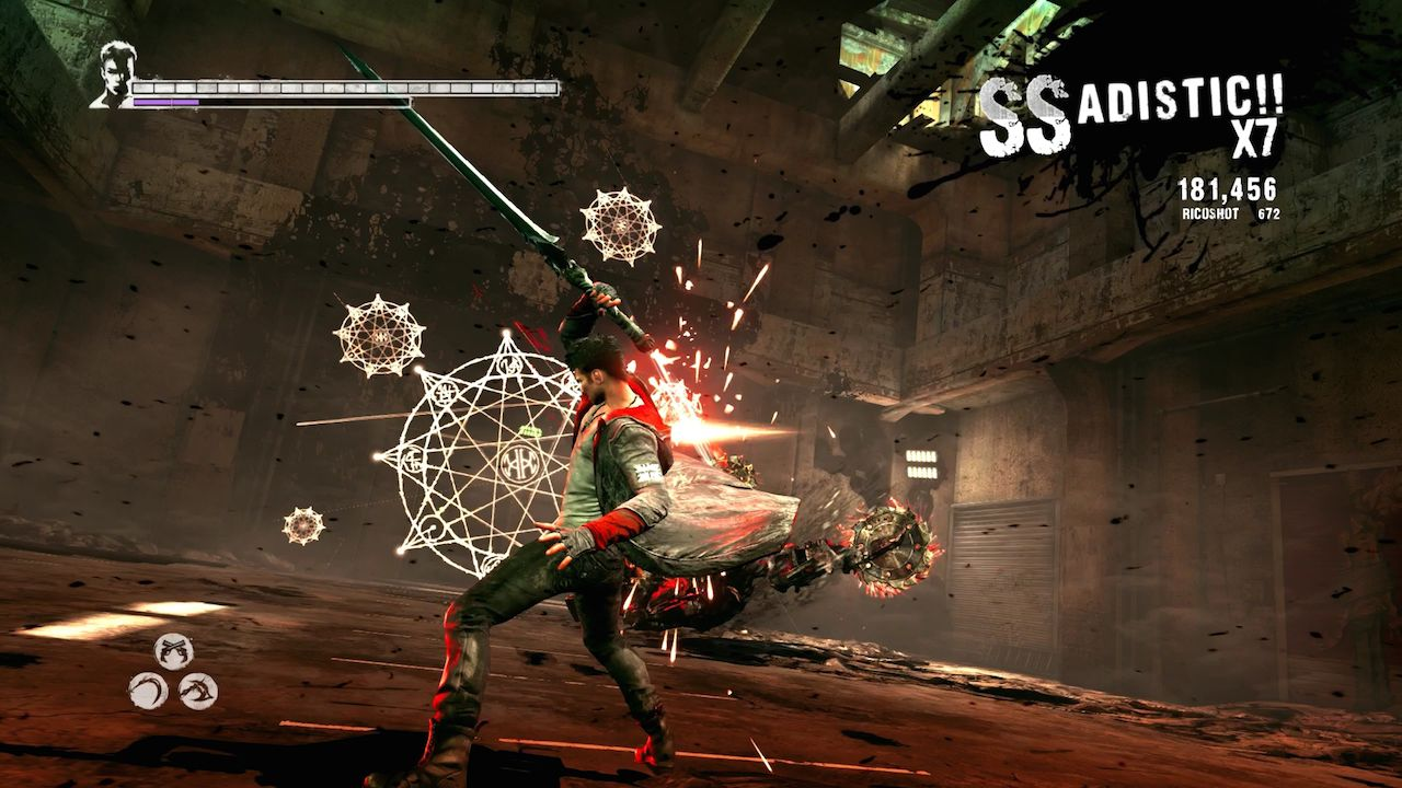 DmC Devil May Cry ed i suoi DLC scontati del 40% su Steam