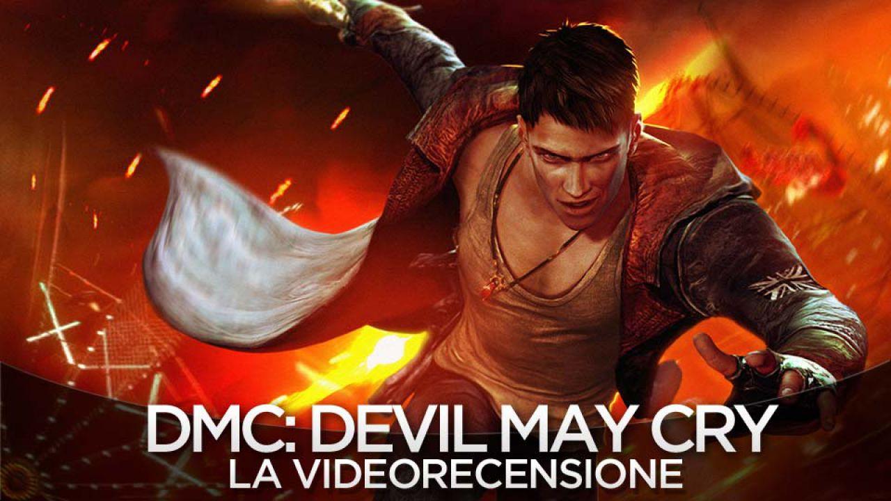 DmC: Devil May Cry recensito da alcuni siti, ecco i voti
