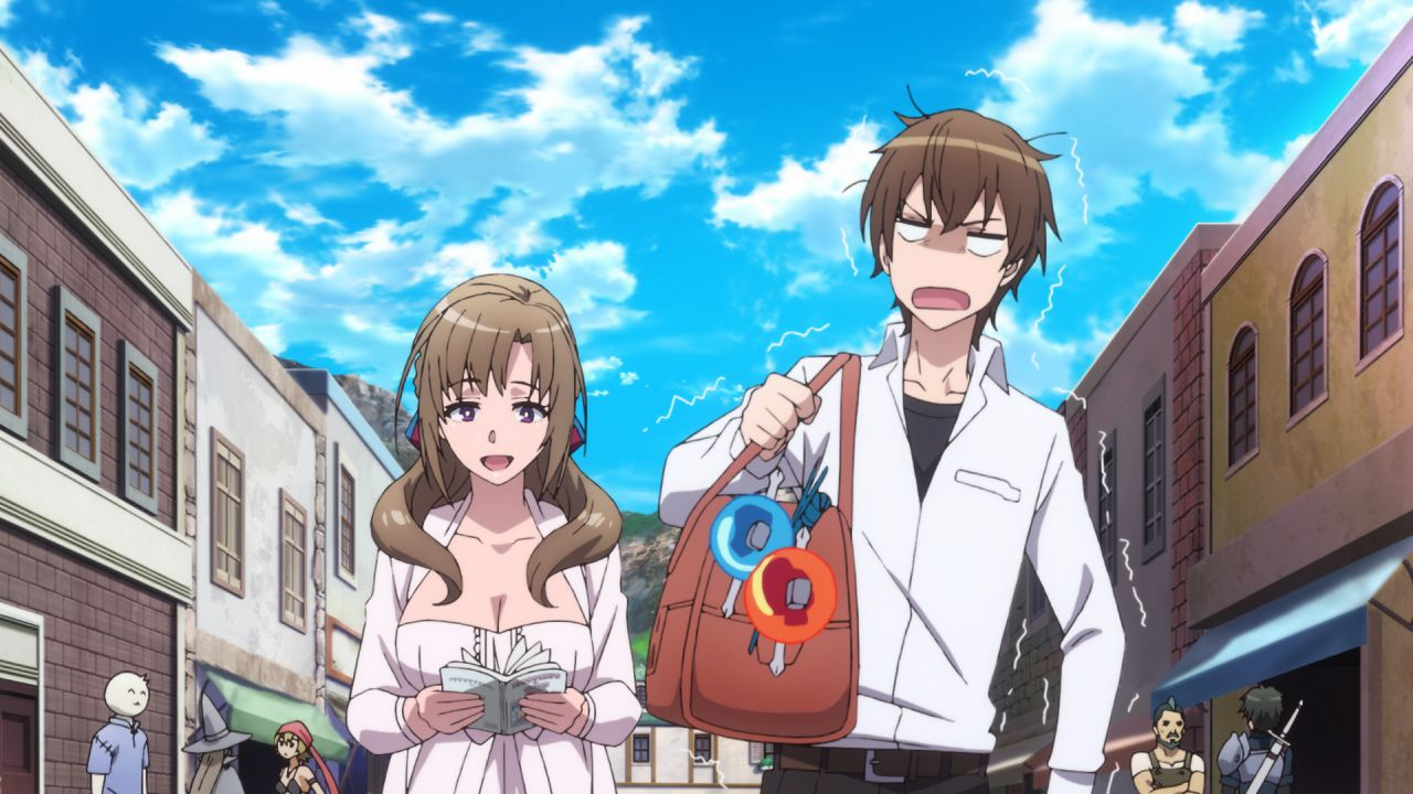 Do You Love Your Mom and Her Two-Hit Multi-Target Attacks? nuova stagione anime