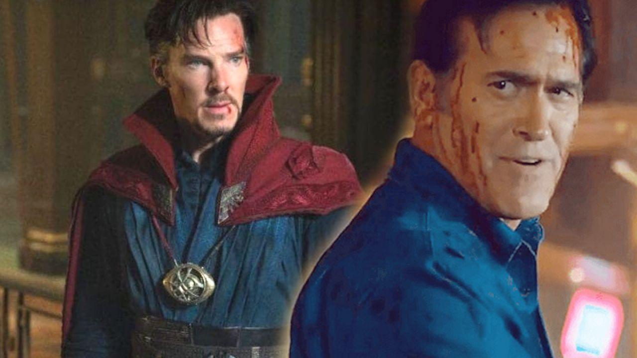 Doctor Strange 2: Bruce Campbell pronto a girare il suo cameo?