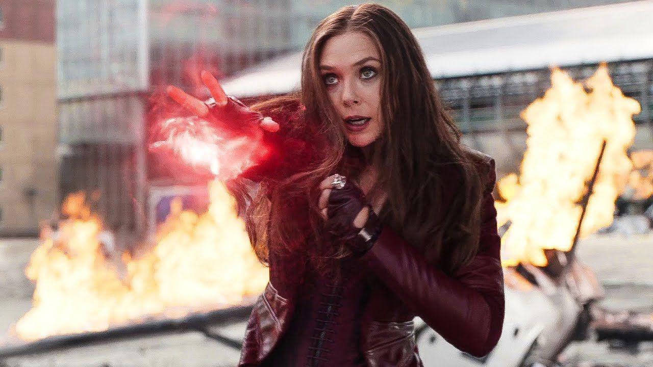 Doctor Strange 2, Elizabeth Olsen ha iniziato le riprese del film