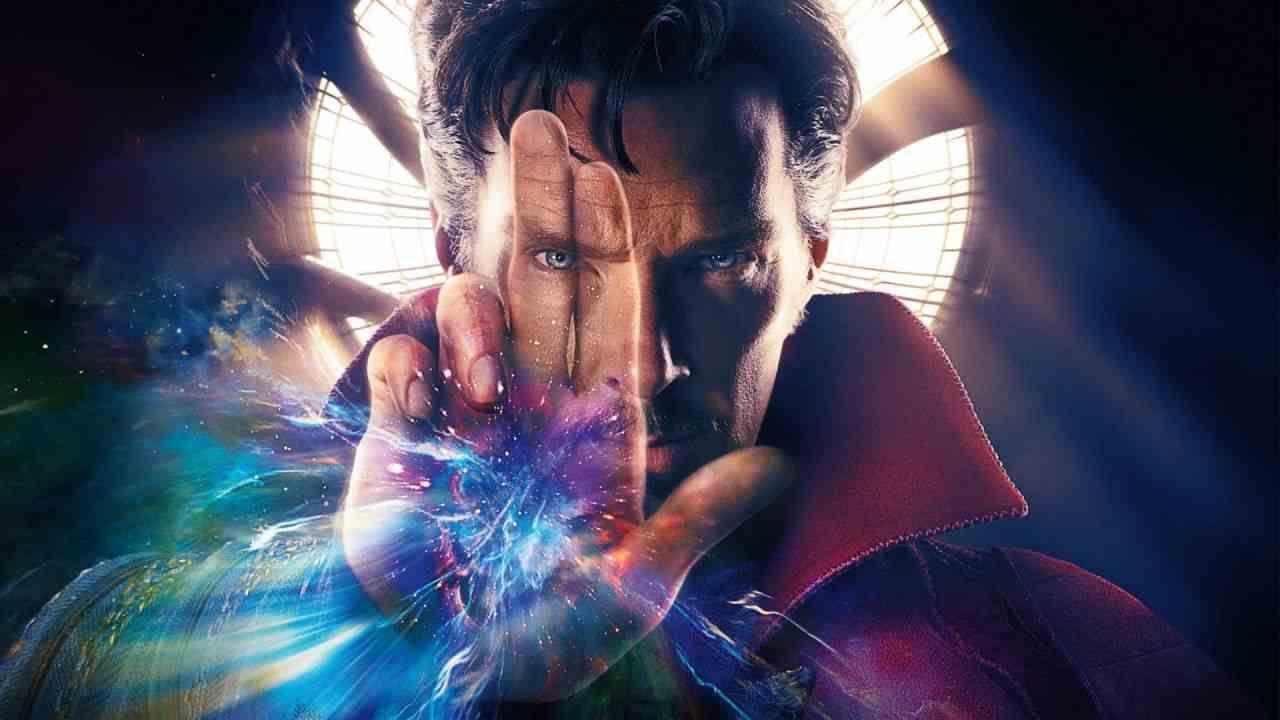 Doctor Strange 2, manca un libro nella libreria di Doc: è il Darkhold di WandaVision?