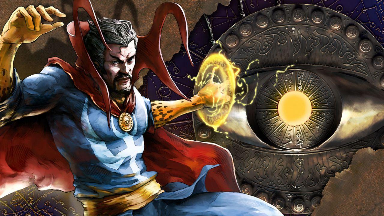 Doctor Strange: una nuova realtà nel primo spot tv
