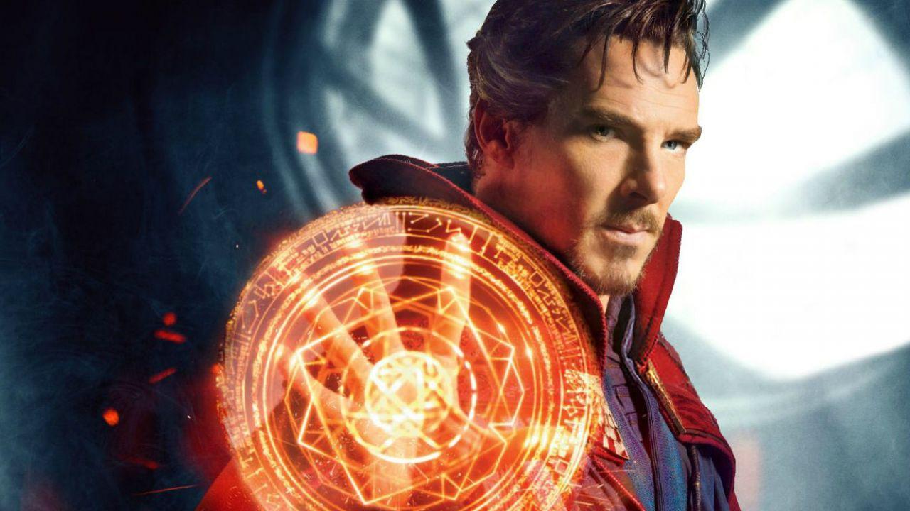 Doctor Strange: una nuova Concept Art dalla pellicola