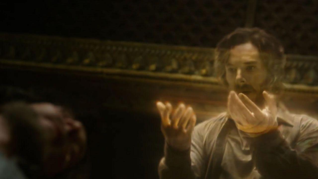 Doctor Strange, il primo trailer al microscopio! La gallery